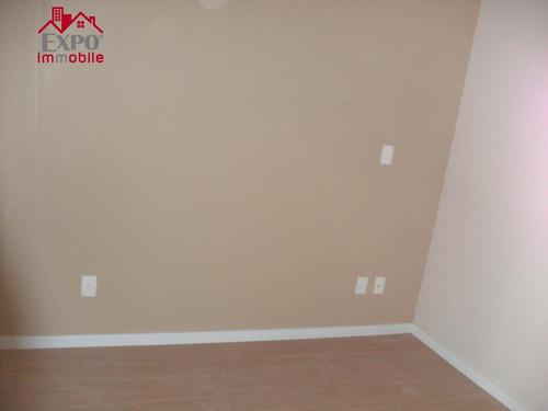 apartamento  residencial à venda, centro, monte mor. - ap0147