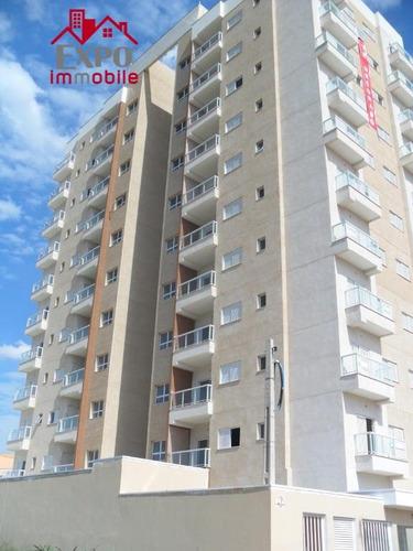 apartamento  residencial à venda, centro, monte mor. - ap0148