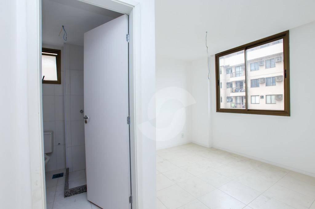 apartamento residencial à venda, centro, niterói. - ap1348