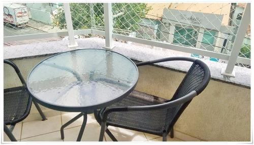 apartamento residencial à venda, centro, nova odessa - ap0060. - ap0060