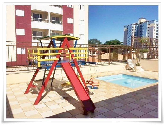 apartamento residencial à venda, centro, nova odessa. - codigo: ap0172 - ap0172