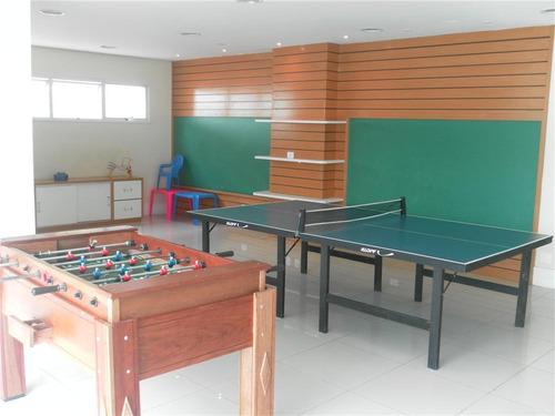 apartamento residencial à venda, centro, osasco. - ap0264