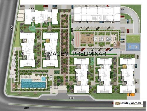 apartamento residencial à venda, centro, osasco. - ap0548