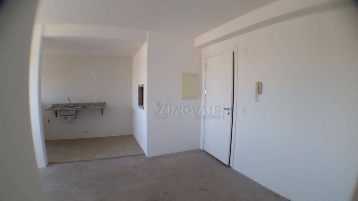 apartamento residencial à venda, centro/ p. nova, novo hamburgo. - ap1437