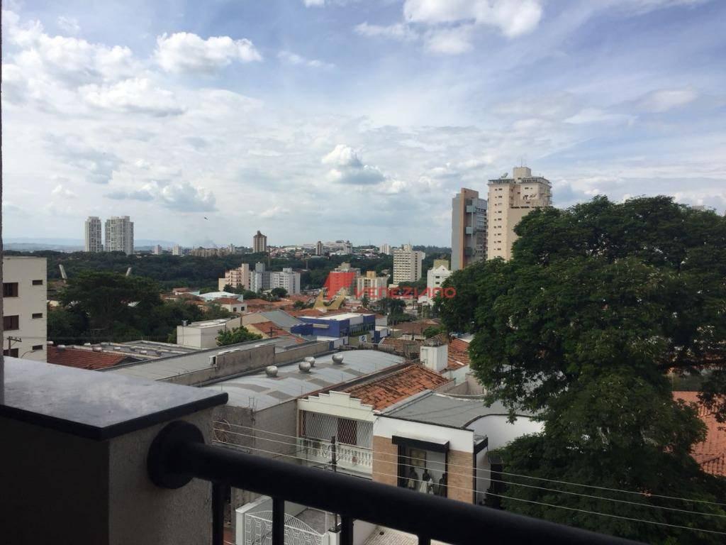 apartamento residencial à venda, centro, piracicaba. - ap0459
