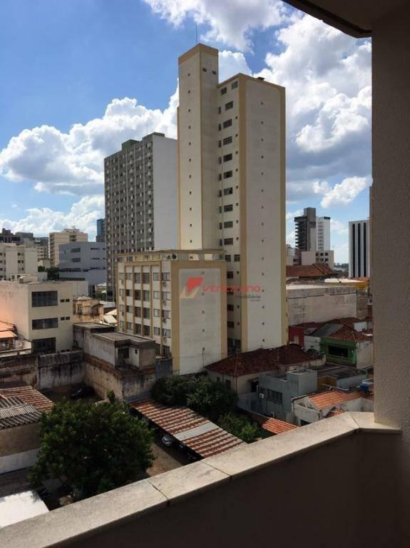 apartamento residencial à venda, centro, piracicaba. - ap0462