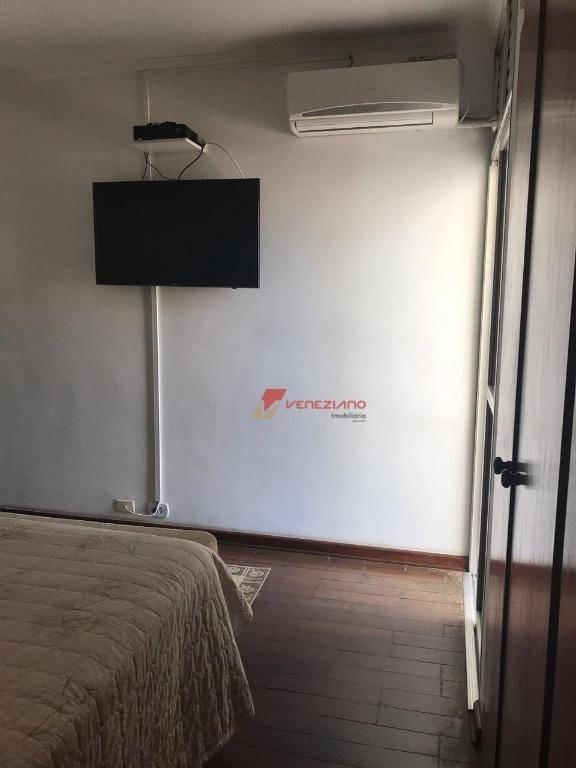 apartamento residencial à venda, centro, piracicaba. - ap0546
