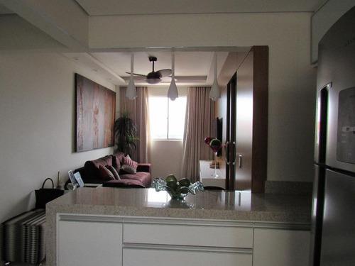 apartamento residencial à venda, centro, piracicaba. - ap1565