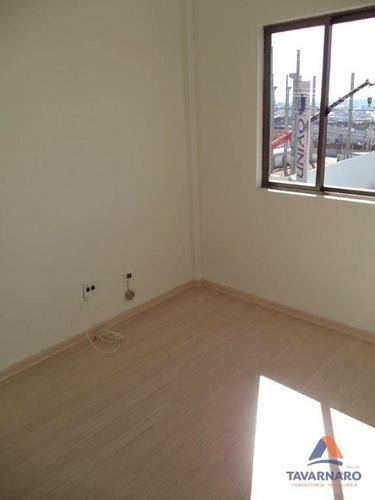 apartamento residencial à venda, centro, ponta grossa. - ap0014
