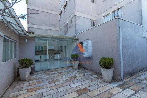 apartamento residencial à venda, centro, ponta grossa. - ap0030