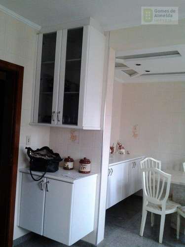 apartamento residencial à venda, centro, santo andré - ap0741. - ap0741