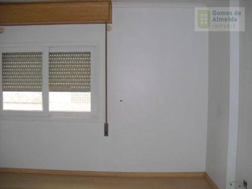 apartamento residencial à venda, centro, santo andré - ap1120. - ap1120