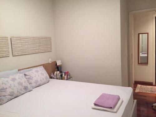 apartamento residencial à venda, centro, santo andré. - ap1170
