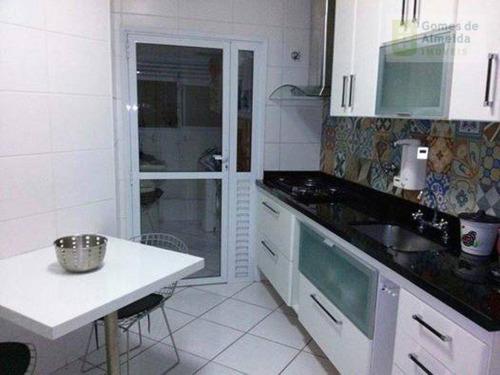 apartamento residencial à venda, centro, santo andré - ap1272. - ap1272