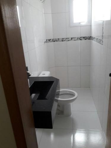apartamento residencial à venda, centro, santo andré. - ap1294