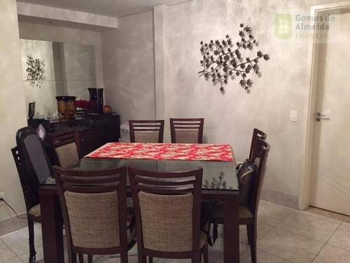 apartamento residencial à venda, centro, santo andré - ap1376. - ap1376