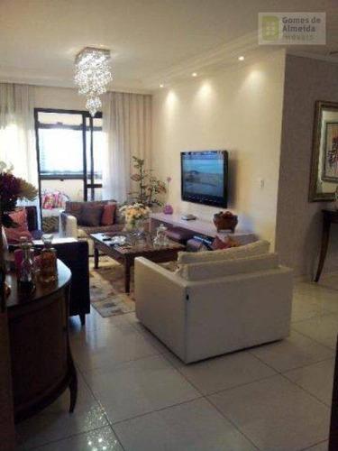 apartamento residencial à venda, centro, santo andré - ap1625. - ap1625