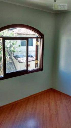 apartamento residencial à venda, centro, santo andré - ap1653. - ap1653
