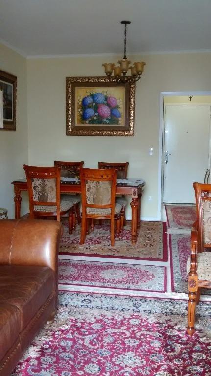 apartamento residencial à venda, centro, santo andré. - ap1669