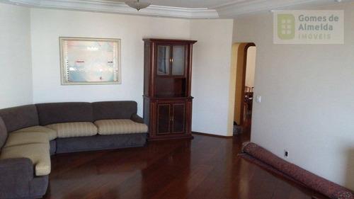 apartamento residencial à venda, centro, santo andré - ap1940. - ap1940