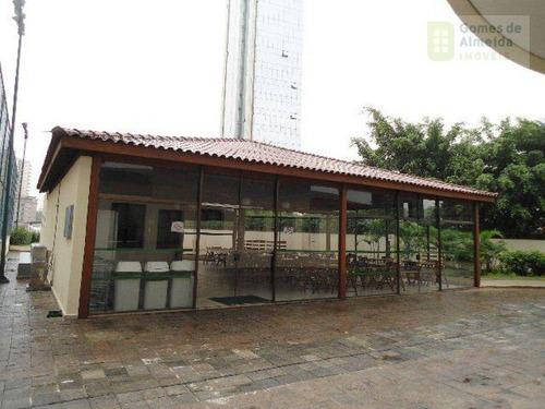 apartamento residencial à venda, centro, santo andré - ap1968. - ap1968