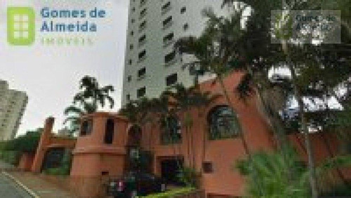 apartamento residencial à venda, centro, santo andré - ap2019. - ap2019