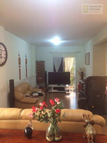 apartamento residencial à venda, centro, santo andré - ap2081. - ap2081