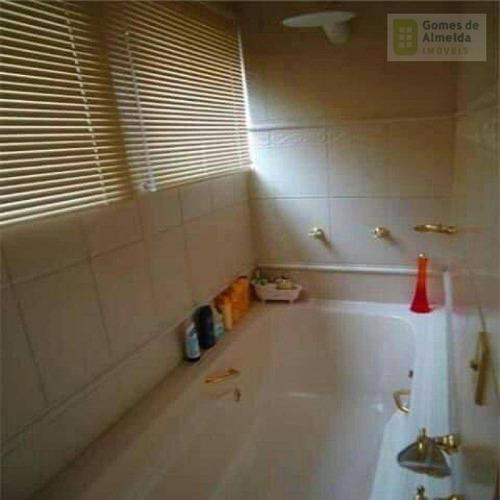 apartamento residencial à venda, centro, santo andré - ap2180. - ap2180