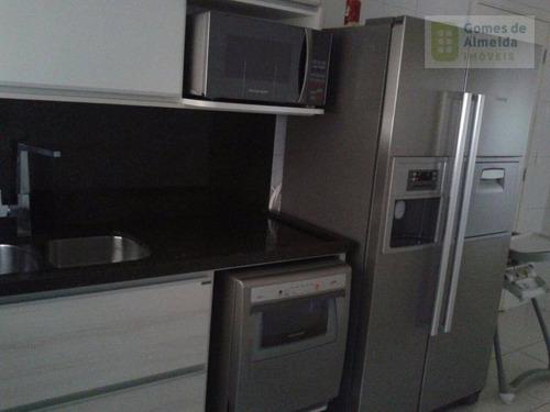 apartamento residencial à venda, centro, santo andré. - codigo: ap2757 - ap2757