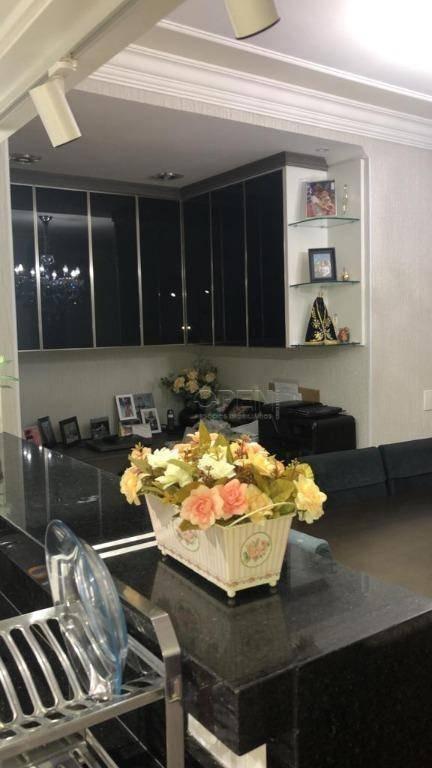 apartamento residencial à venda, centro, santo andré - recem-reformado 850 mil - ap1795