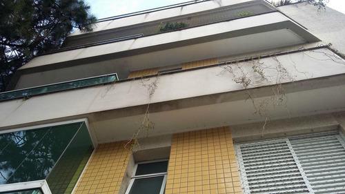 apartamento  residencial à venda, centro, são bernardo do campo. - ap0564