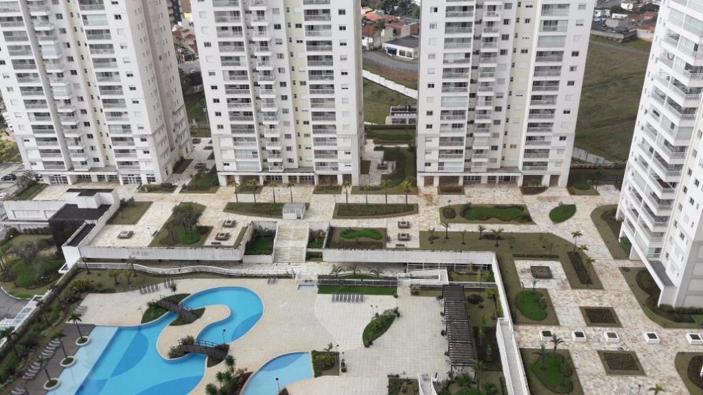 apartamento residencial à venda, centro, são bernardo do campo. - ap1064