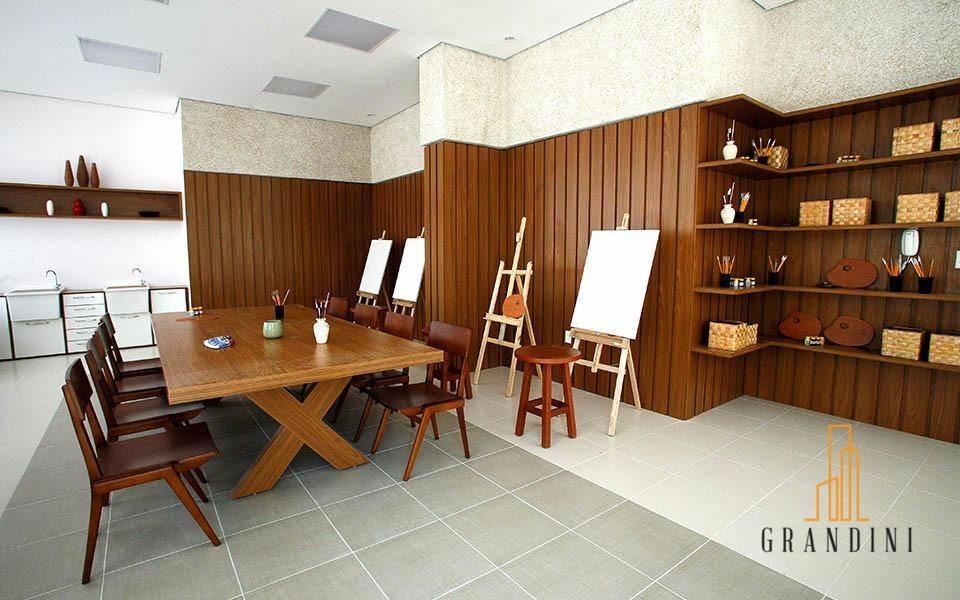 apartamento residencial à venda, centro, são bernardo do campo. - ap1070
