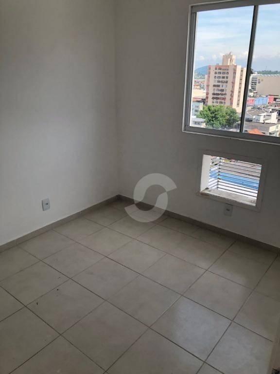 apartamento residencial à venda, centro, são gonçalo. - ap3009