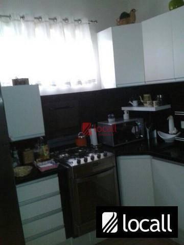 apartamento residencial à venda, centro, são josé do rio preto. - ap0077