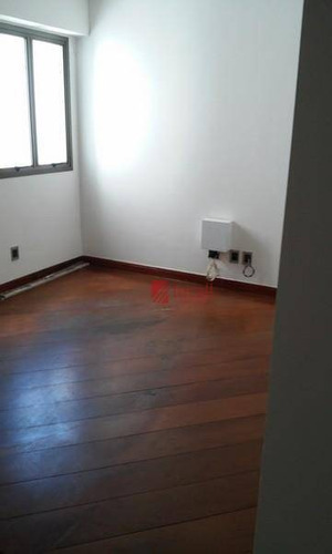 apartamento  residencial à venda, centro, são josé do rio preto. - ap0525