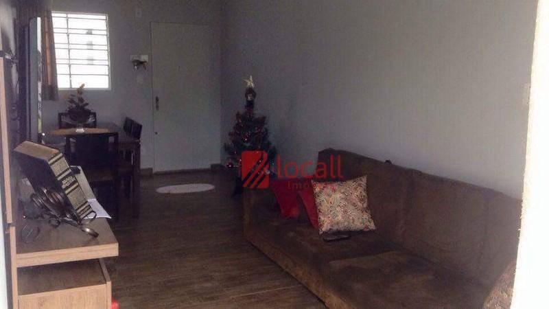 apartamento residencial à venda, centro, são josé do rio preto. - ap0688