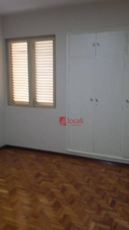apartamento residencial à venda, centro, são josé do rio preto. - ap1163