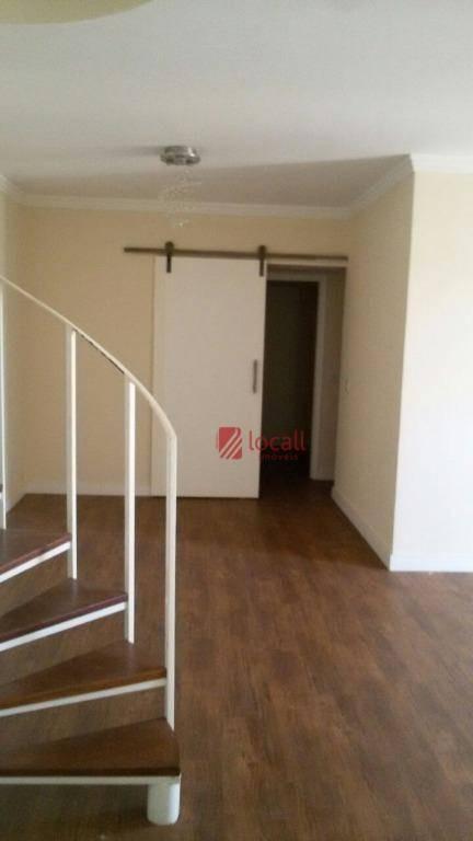 apartamento residencial à venda, centro, são josé do rio preto. - ap1183