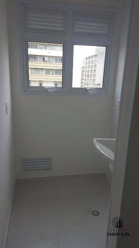apartamento  residencial à venda, centro, são paulo. - ap0398