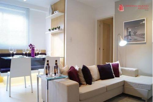 apartamento residencial à venda, centro, são paulo - ap1276. - ap1276