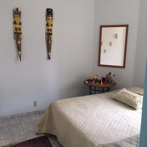apartamento residencial à venda, centro, são vicente. - ap0381