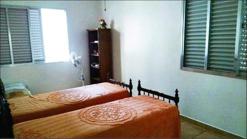 apartamento residencial à venda, centro, são vicente - ap0594. - ap0594