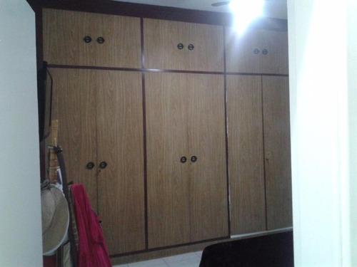 apartamento residencial à venda, centro, são vicente. - ap5404