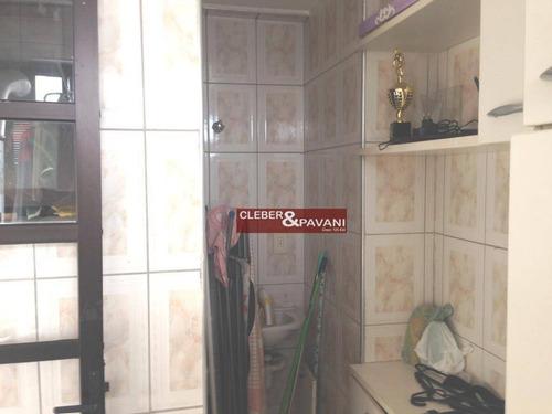 apartamento  residencial à venda, centro, sorocaba. - ap0012