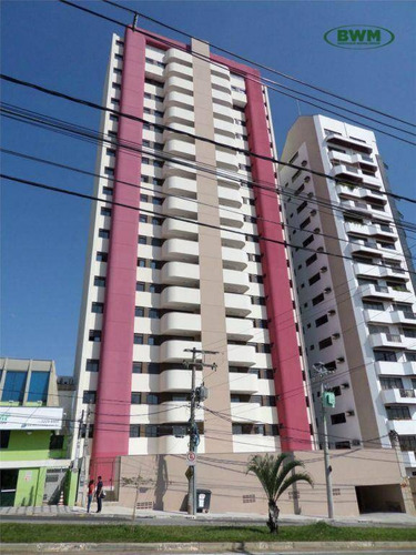 apartamento residencial à venda, centro, sorocaba. - ap2220