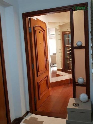 apartamento residencial à venda, centro, sorocaba. - ap4136