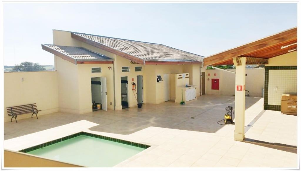 apartamento residencial à venda, centro, sumaré. - codigo: ap0195 - ap0195