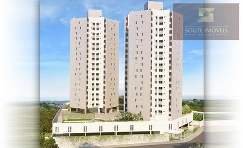 apartamento residencial à venda, chácara cruzeiro do sul, são paulo. - codigo: ap2329 - ap2329