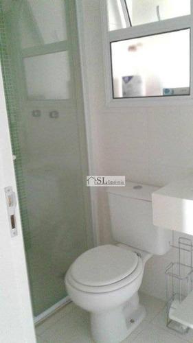 apartamento residencial à venda, chácara das nações, valinhos - ap0318. - ap0318